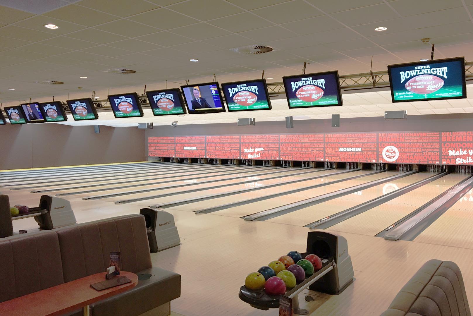 Merkur Bowling Langenfeld